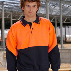 Short Sleeve Fluoro  Polo
