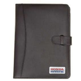 With Ring Binder
