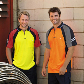 Diver Airwear Polo Shirt