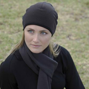 Merino Hat and Scarf