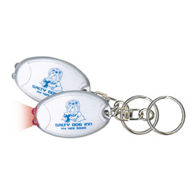 Twin Lite Key Ring