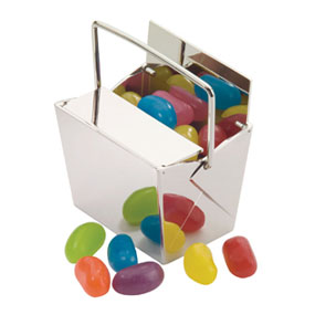 Metal Lolly Box